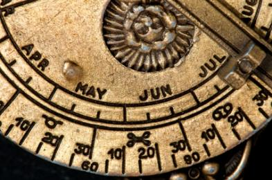 Astrological wheels and degrees