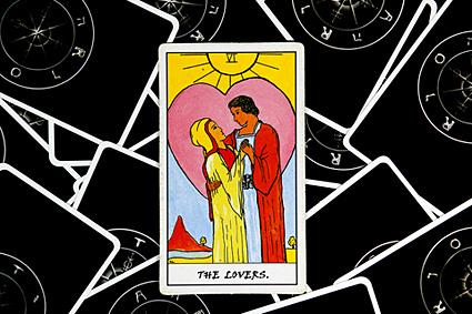what do the cards have to say about romance - Love Card Reading