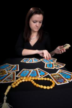 Woman Fortune-Teller
