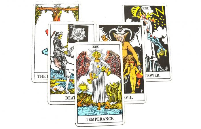photo about Printable Tarot Cards With Meanings known as What Is the Indicating of the Temperance Tarot Card? LoveToKnow