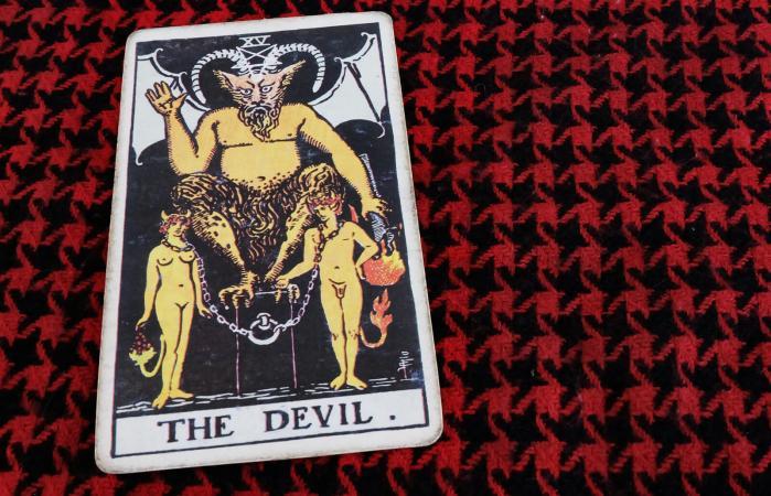 The Devil Card in Tarot