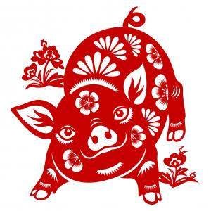 zodiac year of the pig