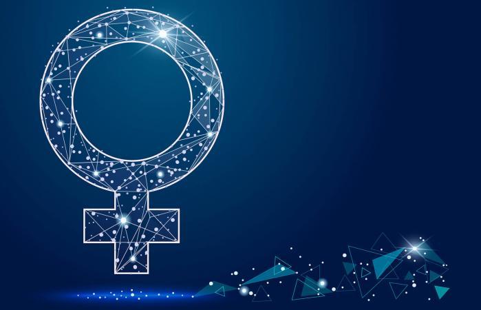 Venus glyph, female symbol