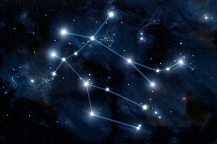Constellation Gemini: the Twins
