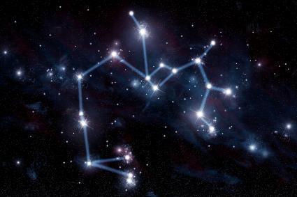 Constellation Sagittarius the Archer