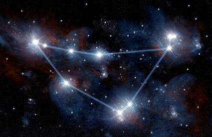 Constellation Capricorn: the Sea Goat