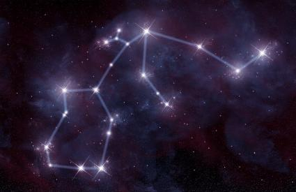 Constellation Aquarius: the Water Bearer