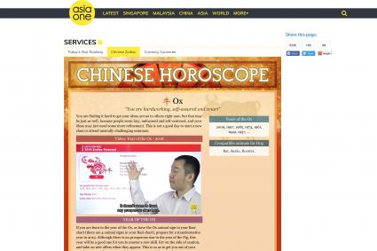 Asiaone website