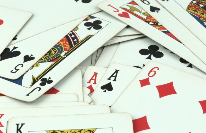 Poker Gambling Cards