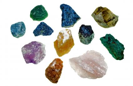 Various Gemstones