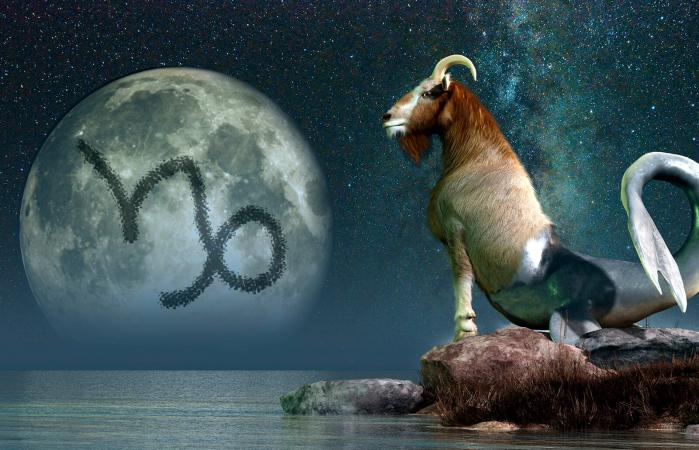 Sea Goat Zodiac Sign Capricorn