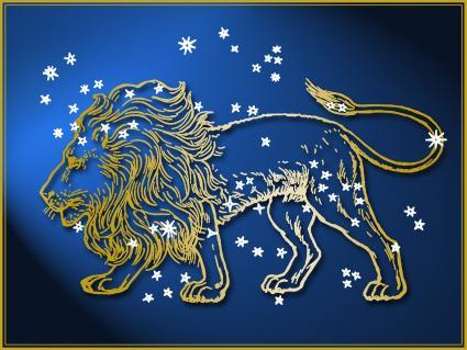 Leo astrological sign