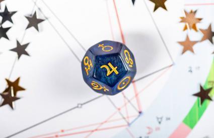 Astrology Dice