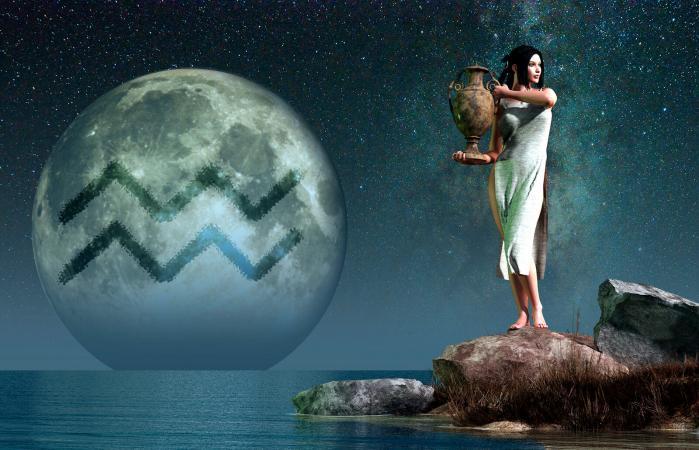 Aquarius astrological sign