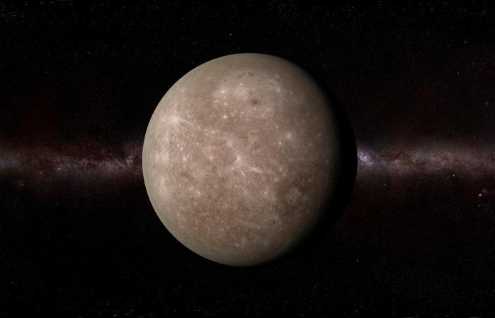 Mercury the planet