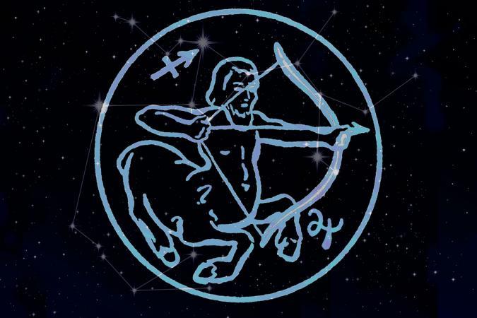 Sagittarius Zodiac Symbol and Constellation