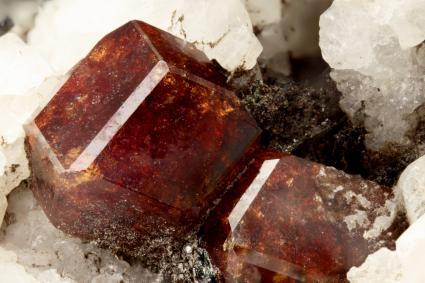 Garnet Mineral