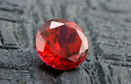 Large Ruby Stone