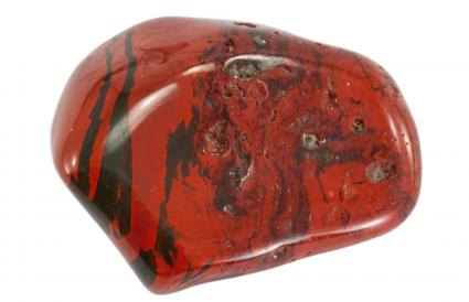 Polished Jasper gemstone