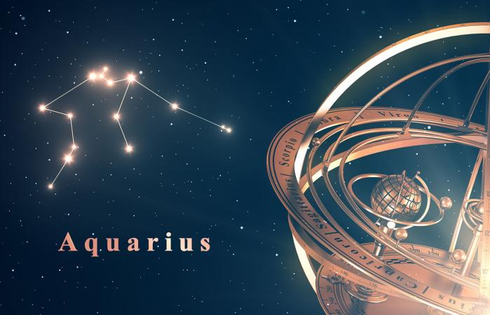 zodiac constellation Aquarius