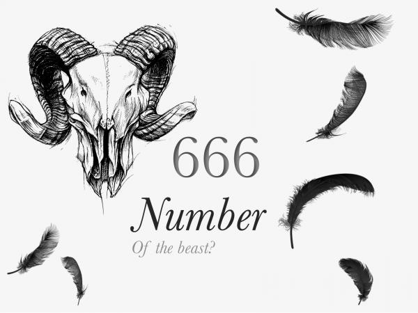 666 Number of the Beast?