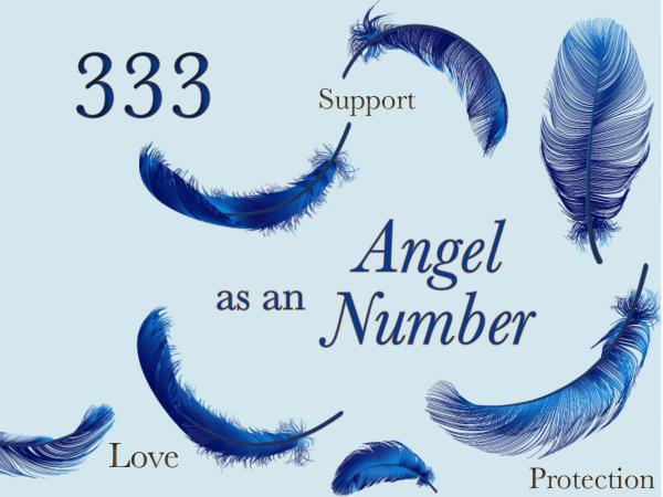 Angel Number 333 Meaning
