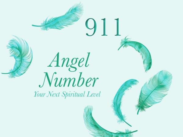 Angel numbers 911