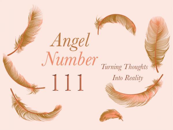 Angel Numbers 1111