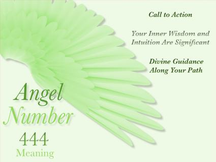 Number Angel 444 Meaning