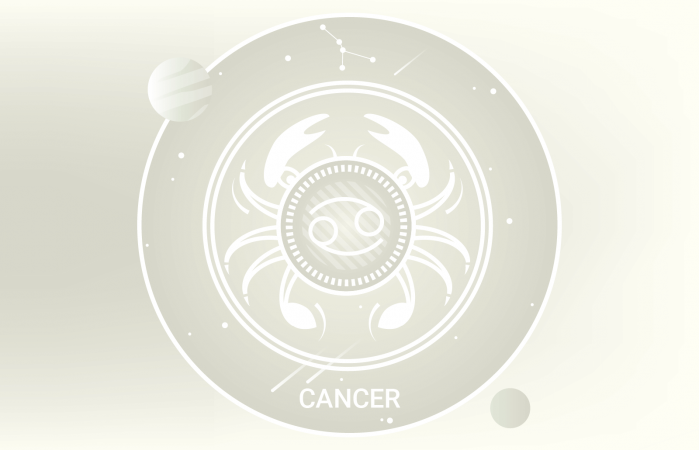 Cancer zodiac sign