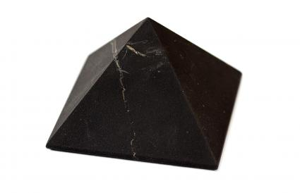 Pyramid of shungite
