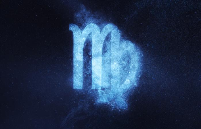 Virgo symbol