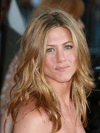 Famous Aquarius Jennifer Aniston.