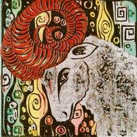 Image of Aries the ram