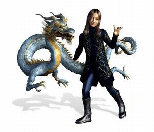 Learn about the blue dragon.