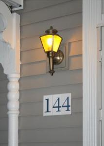 Your house has a Kua number.