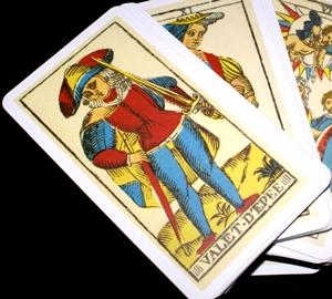 Learn tarot speak.