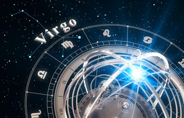 Signo del zodiaco Virgo