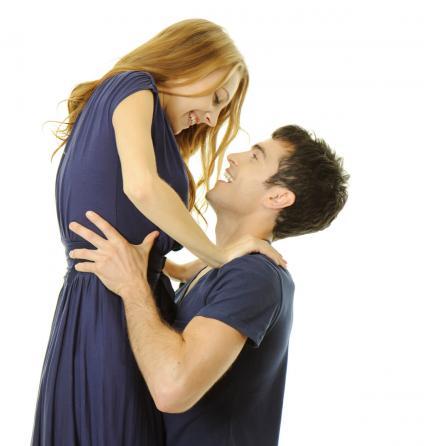 Hombre libra enamorado