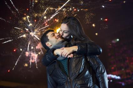Un romance con fuegos artificiales