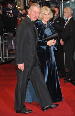 Principe Carlos y Camilla Parker Bowles
