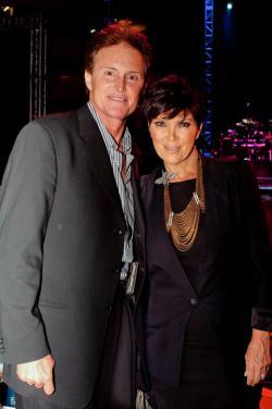 Bruce Jenner y Kris Jenner