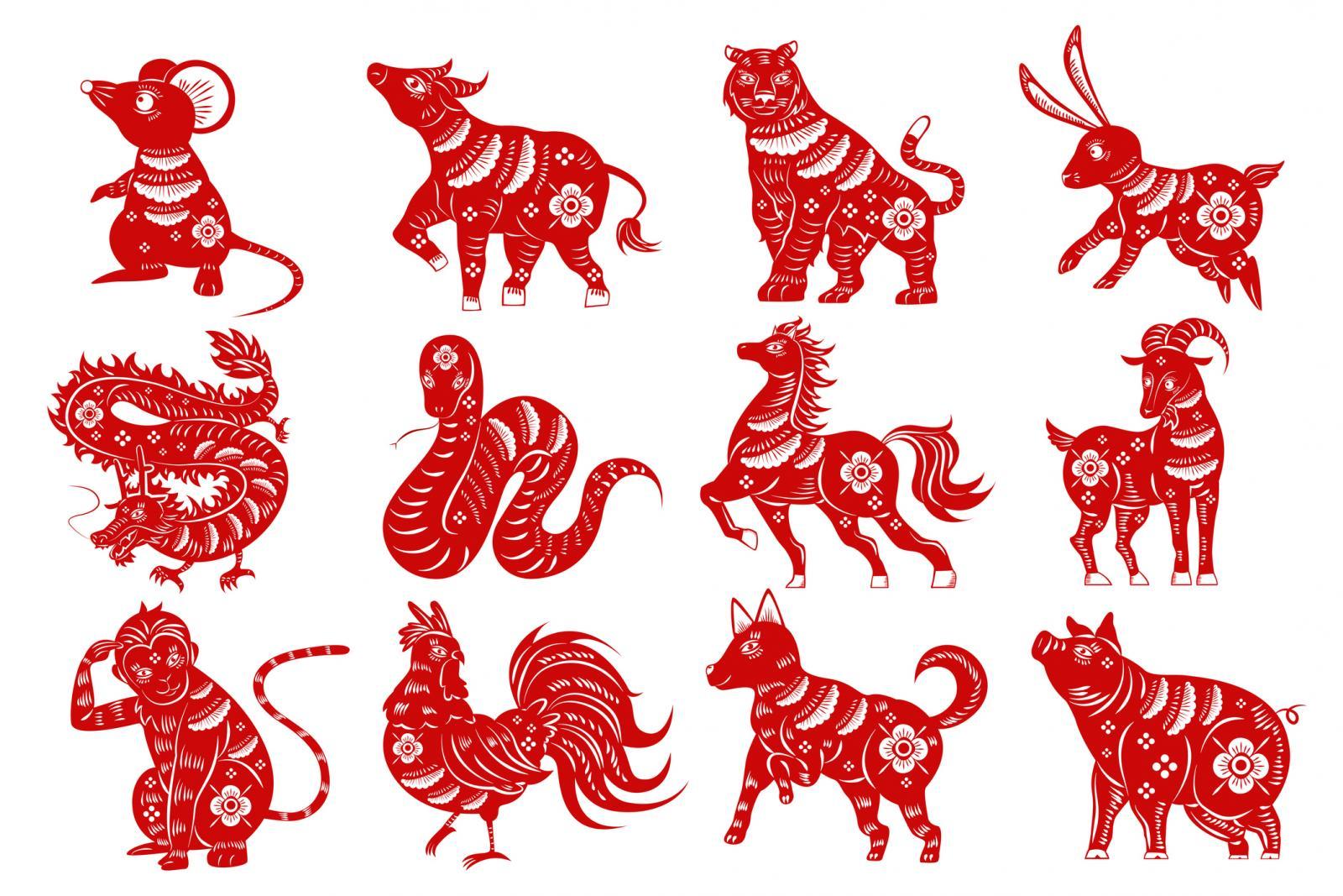 Compatibilidad según astrología china