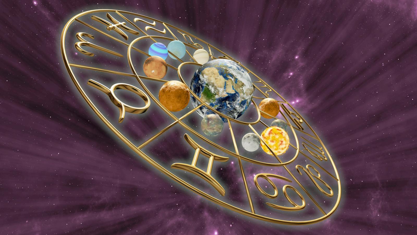 Planetas astrológicos