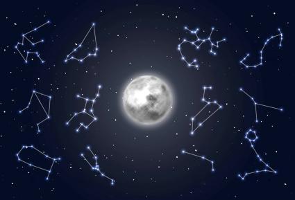 La luna y los signos