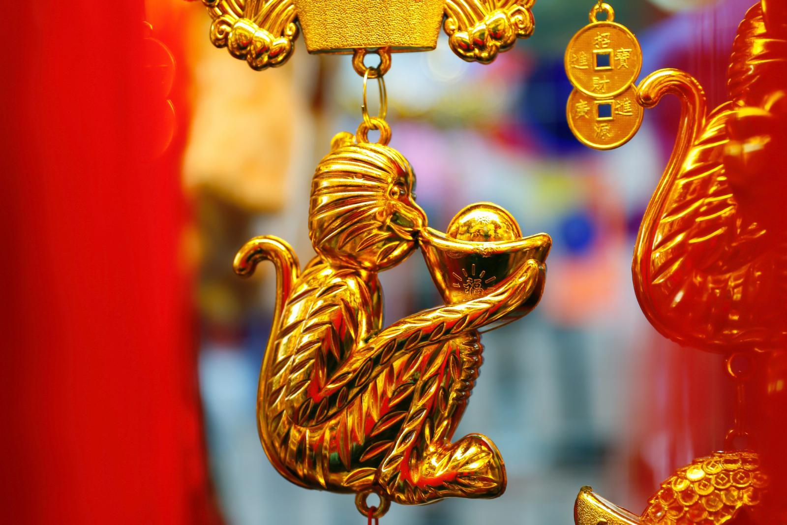 El mono en la astrologia china