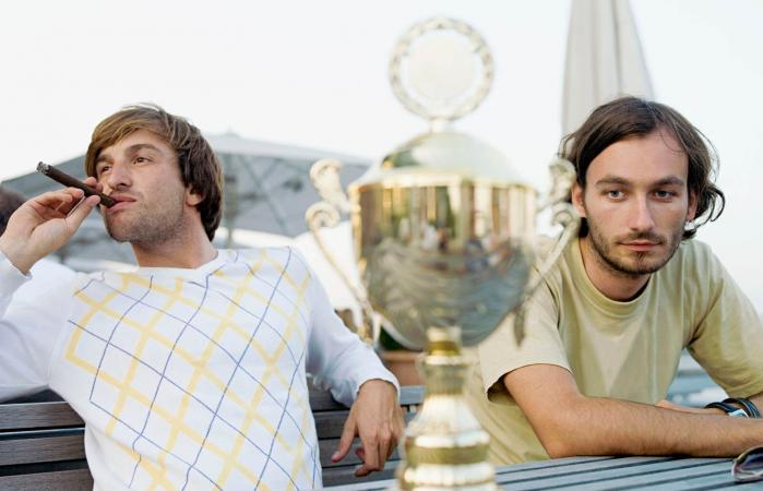Ganador y perdedor