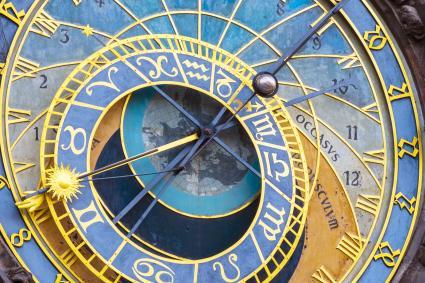 Reloj astrológico de Praga