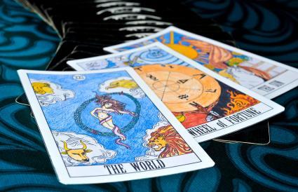 Cartas de la Buena Suerte del Tarot