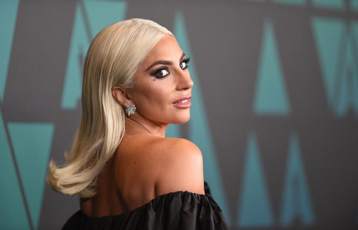 Actriz y cantante estadounidense Lady Gaga